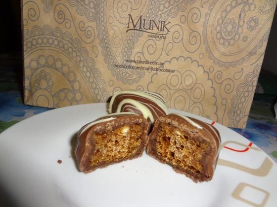 Pão de Mel ao Leite Munik