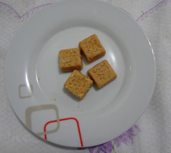 Doce de Leite com Amendoim