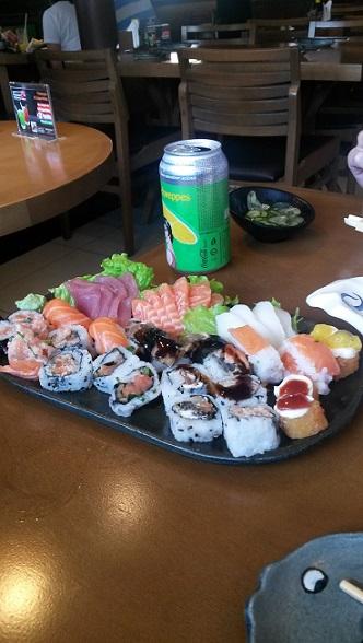 Sushi / sashimi barca