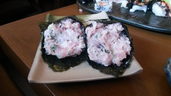 Temaki Atum Cream-Cheese