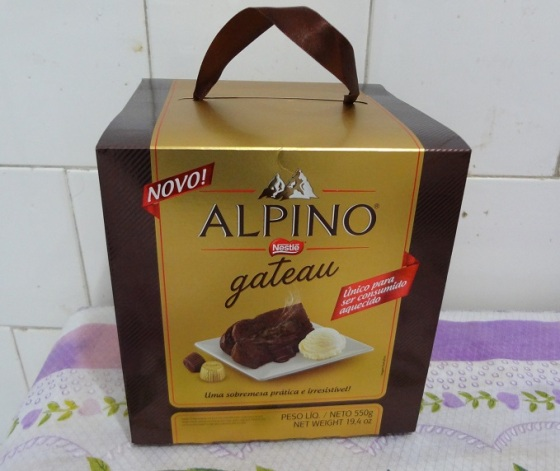 Panetone Alpino Gateau