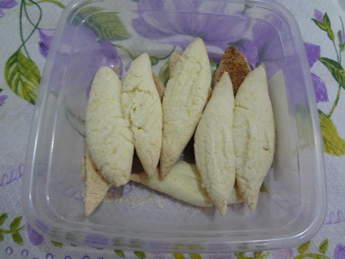 Biscoito doce de tapioca