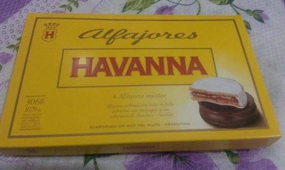 Alfajor Havanna Merengue