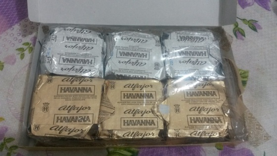 Alfajor Havanna Merengue