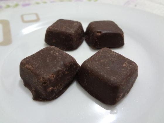 Doce de Leite com cobertura de chocolate