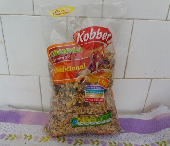 Granola Kobber Tradicional