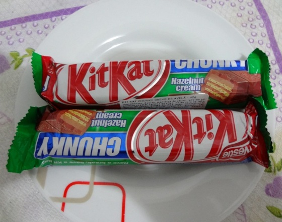 Kit Kat Hazelnut Cream