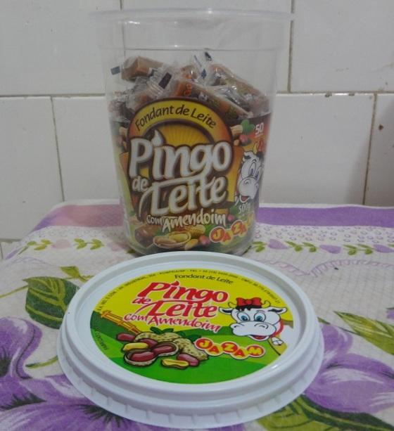 Pingo de Leite com Amendoim - Jazam