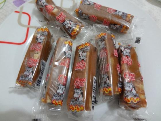 Pingo de Leite com Amendoi - Jazam