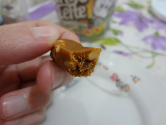 Pingo De Leite Com Amendoim Jazam