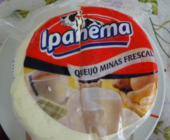 Queijo Minas Frescal Ipanema