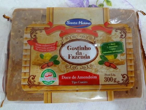 Doce de Amendoim Santa Helena