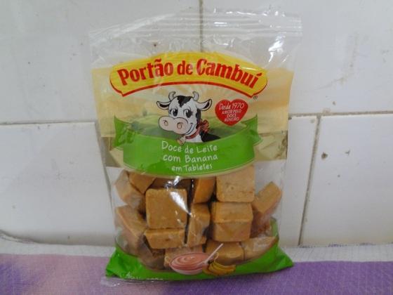 Doce de Leite com Banana Portão de Cambuí