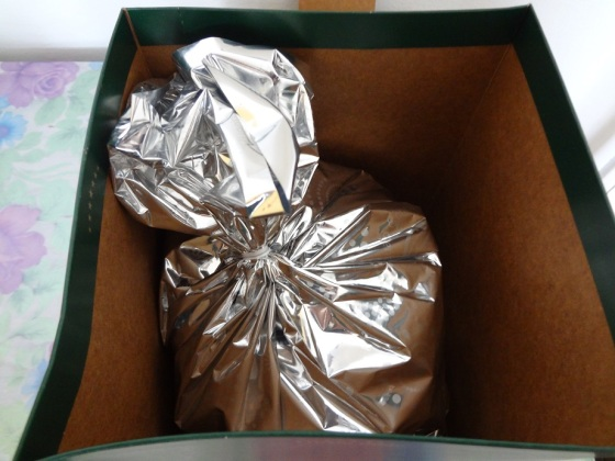Panetone trufado gotas de chocolate CacauShow