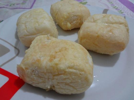 Pão de Alho Recheado mussarela