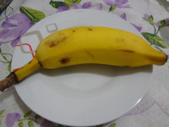 Banana Congelada