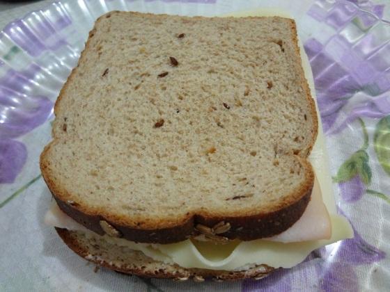 Pão Ômega Nutrella