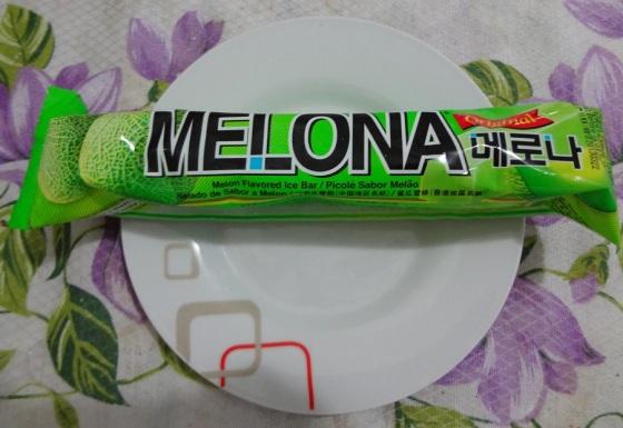 Picolé Melona Melão