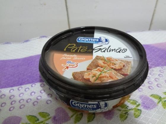 patê de salmão