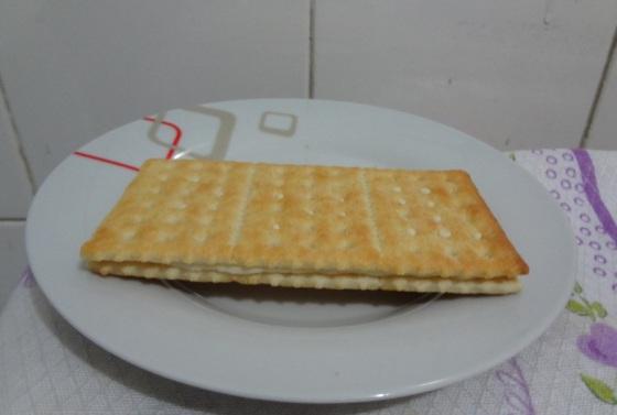 club social recheado queijo e cebola