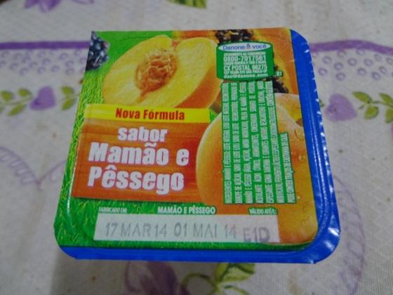 Iogurte de Frutas Paulista