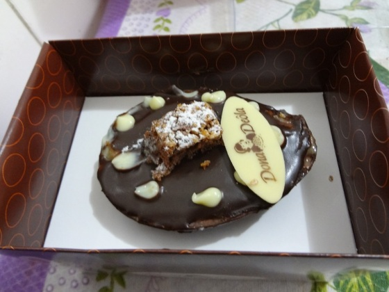 Ovo Brownie Mini Dona Deola