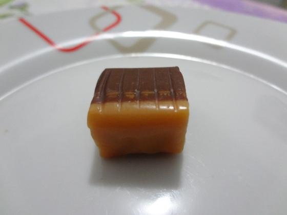 Caramelos Meio a Meio - Leite e Chocolate - Embaré