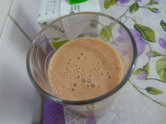 Piracanjuba Quinoa e Linhaça - Mamão e Maçã