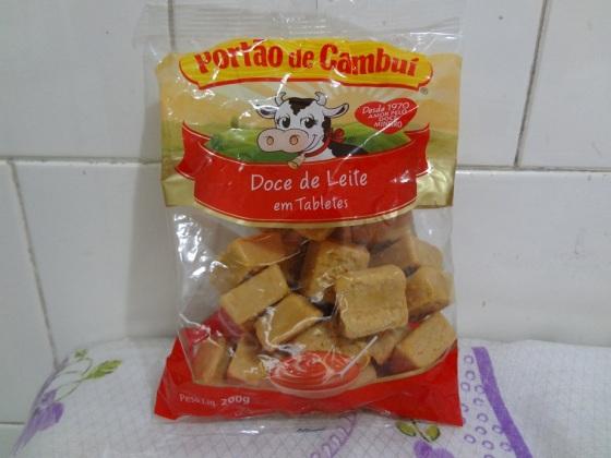 Portao de Cambui doce de leite