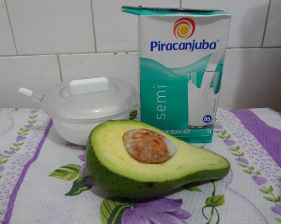 Vitamina de Abacate