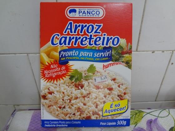 arroz carreteiro Panco