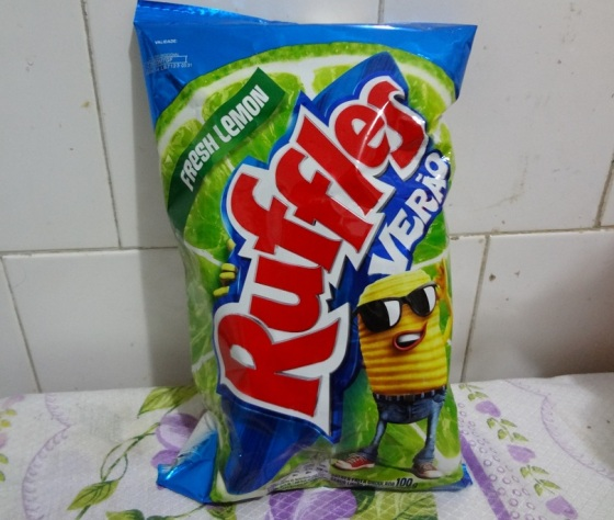 Ruffles Fresh Lemon