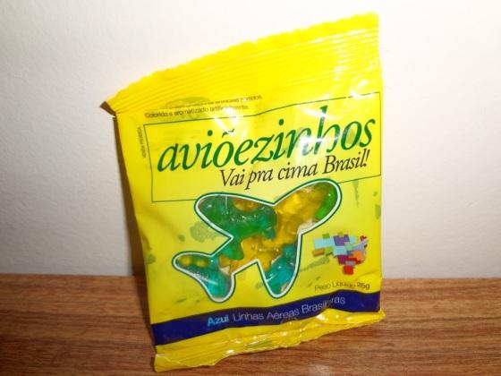 snack azul