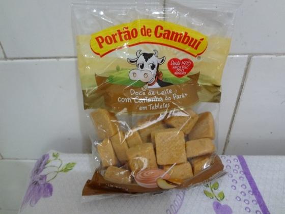 doce de leite portão de cambuí castanha do pará
