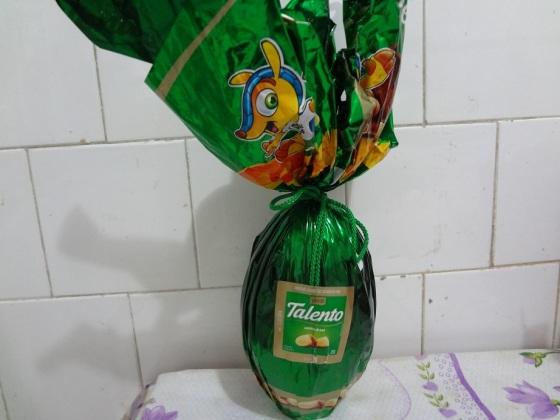 Ovo de Páscoa Talento Castanha do Pará - Garoto