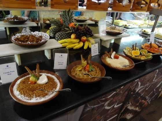 Sobremesas Iberostar Praia do Forte