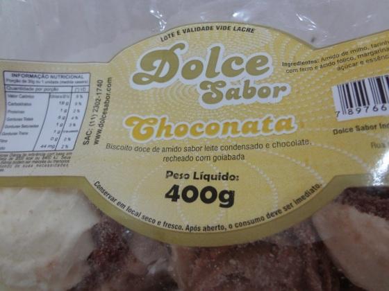 Dolce Sabor Choconata