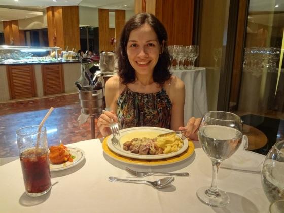 Restaurante baiano Odoia Iberostar