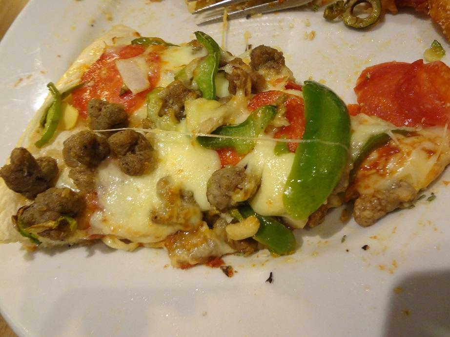 rodízio pizza hut