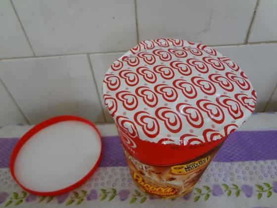 Sorvete Kibon Blast Paçoca Crocante
