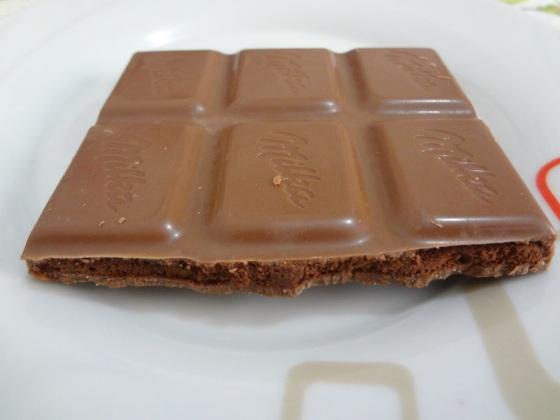 Milka Dessert Au Chocolat
