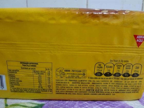torrada multigrãos bauducco