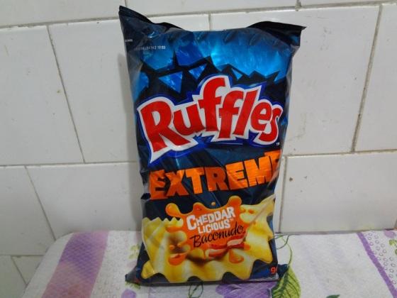 ruffles extreme cheddarlicious baconudo