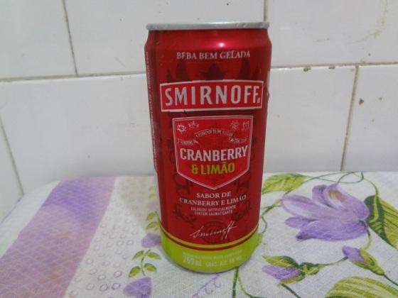 Smirnoff Cranberry e Limão