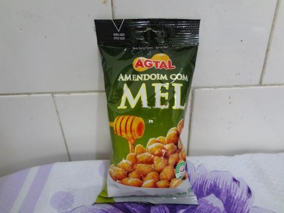 Amendoim com Mel Agtal