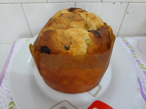 Panetone com Frutas - Dia Delicious