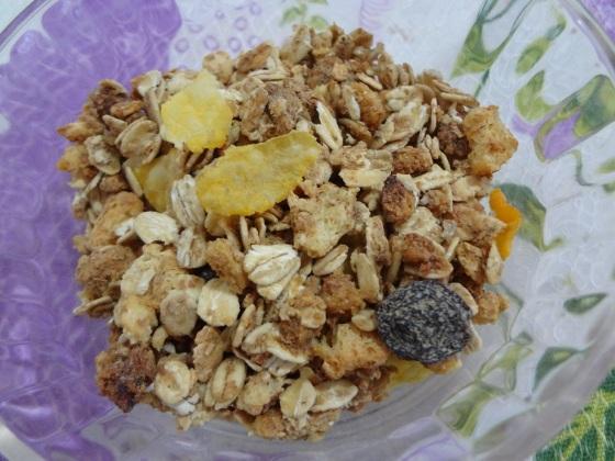 Granola Kobber Tradicional 500g