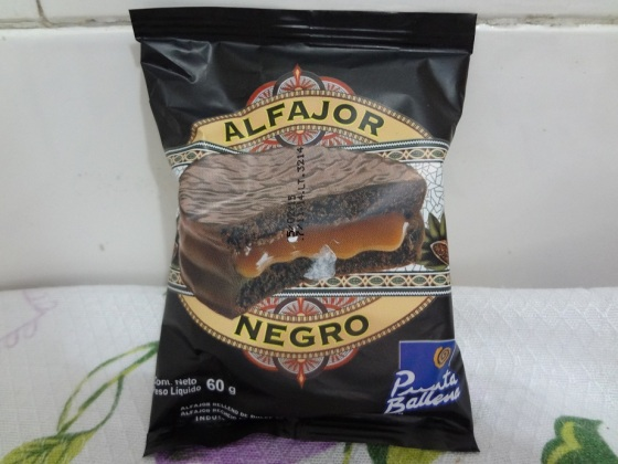 Alfajor Negro Punta Ballena