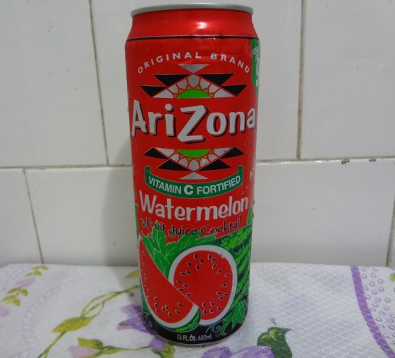 Watermelon Fruit Juice Cocktail - Arizona