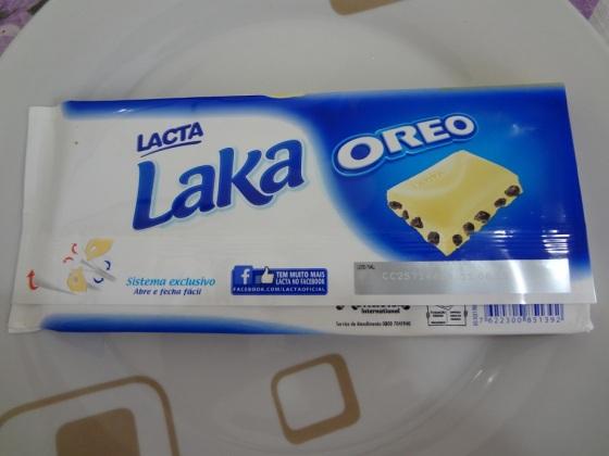 Laka Oreo - Lacta